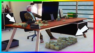 GTA 5 DLC - 10 SECRET & HIDDEN FINANCE & FELONY NEW FEATURES YOU PROBABLY DIDN'T KNOW! (GTA Online)