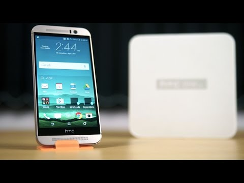 HTC One M9 - Unboxing & Hands On Impressions!