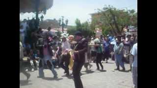 fiesta del señor de la clemencia Santiago Maravatio Gto 2012