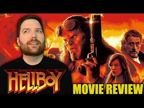 Hellboy - Movie Review