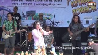 ASAL KAU BAHAGIA ~ KONEG LIQUID Feat VIA VALEN  Jogja Bay - Goyang Ombak - 2017 COVER
