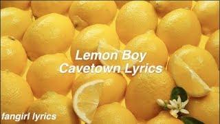 Download Lagu Lemon Boy    Cavetown Lyrics Gratis STAFABAND