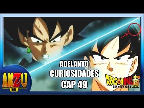 DRAGON BALL SUPER   ADELANTO CAPITULO 49   CURIOSIDADES   GOKU VS BLACK GOKU   REVIEW   ANZU361