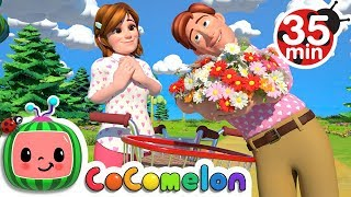 Daisy Bell + More Nursery Rhymes & Kids Songs - CoCoMelon
