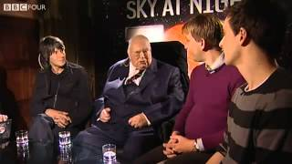 Is-There-Alien-Life-Out-There--The-Sky-At-Night--700-Not-Out-BBC-Four With Sir Patrick Moore