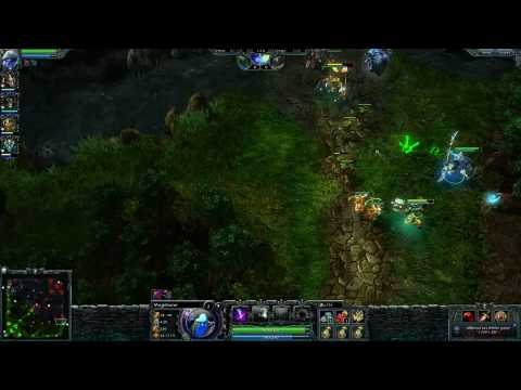 FPVoD Magebane Replay: [QuC] vs [5] 1/5