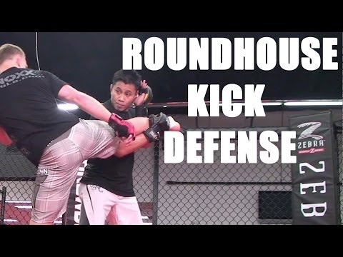 MMA Tips: Roundhouse Kick Defense with Cung Le - Featured  Pro Tip of the week Image 1