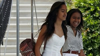 Malia Obama Why She's Loving Her New 'Normal' Life In NYC Working At Weinstein