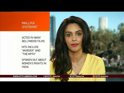 Interview with Bollywood actress Mallika Sherawat