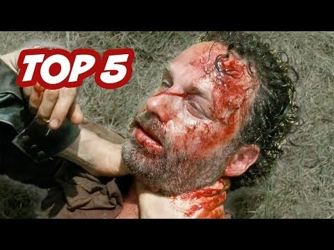 TOP 5 WTF Moments From The Walking Dead Season 4 Finale