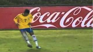 Neymar magic final sudamericano sub 20 Peru 2011