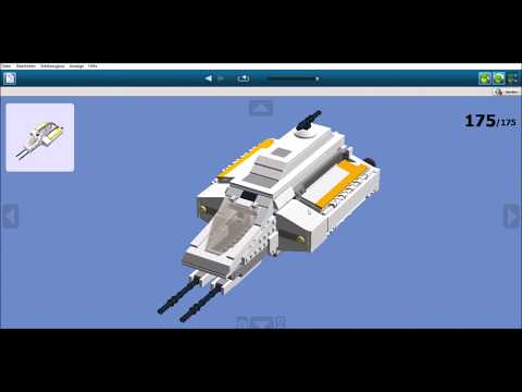 How to get the list of bricks from the ldd file? | LDD Tutorial
