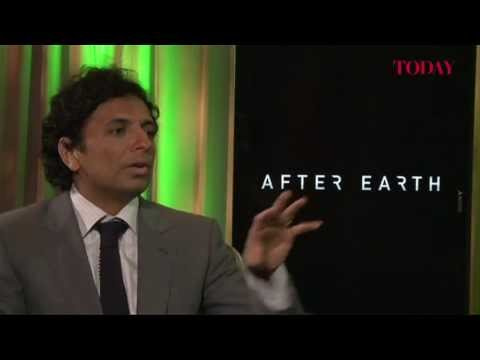 Director M Night Shyamalan Talks To TODAY About After Earth