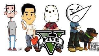 Last Team Standing | GTA 5 | Angry Prash