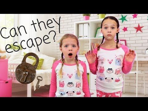Toy Master's Escape Room Challenge