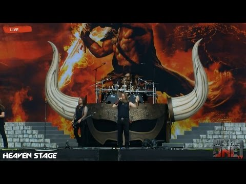Amon Amarth @ Hell & Heaven Metal Fest 2016 (Full Concert)
