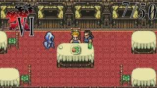 Final Fantasy VI • (7/50) • Watch This Guy _________ a Train