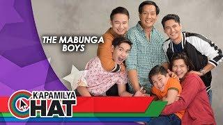 Kapamilya Chat with the Mabunga Boys for Pamilya Ko