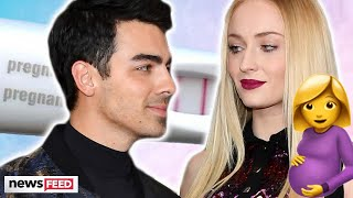 Joe Jonas and Sophie Turner Are PREGNANT!