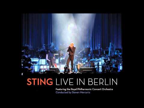 Sting - Live in Berlin CD (full album)
