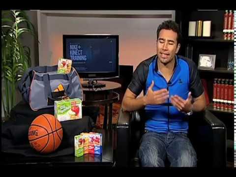 Raven The Talk Show Maven talks to Brett Hoebel Celebrity Fitness ...
