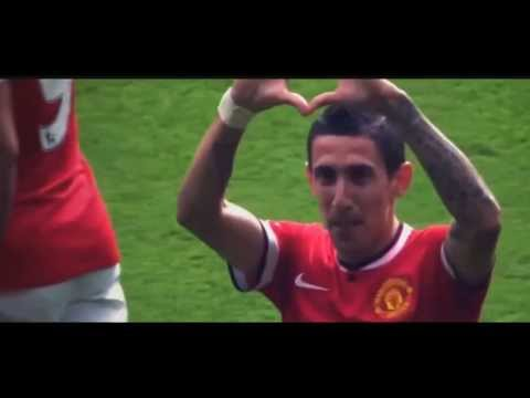 Angel Di Maria - Manchester United, Skills and Goals 2014 - 2015