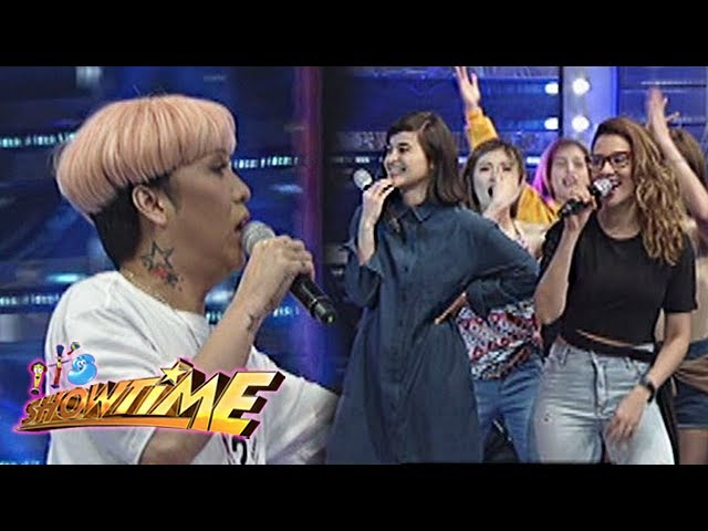 It's Showtime: Vice blames Anne for his missing shoe