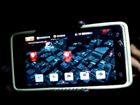 Smartfren Andromax U - with PS3 Controller [1]