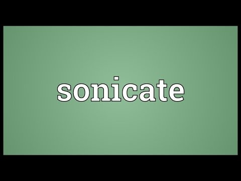 Header of sonicate
