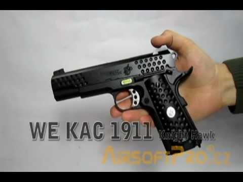 WE 1911 Full Metal GBB Review
