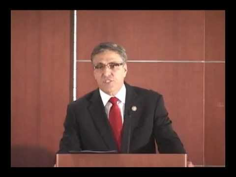E-Verify legislation presentation by Lou Barletta - part 1 of 2
