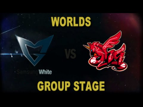 SSW vs AHQ - 2014 World Championship Groups A and B D1G5