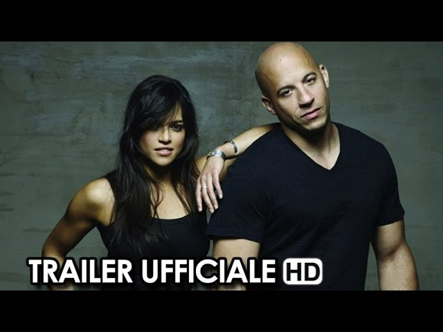 Fast & Furious 7 Trailer Ufficiale V.O. (2015) - Vin Diesel Movie HD