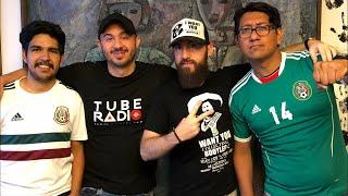 MESA REDONDA MADHUNTER & TUBE RADIO CULTURA GEEK POP! PREGUNTAS