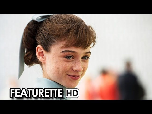 Tomorrowland - Il Mondo Di Domani Featurette Italiana 'Athena' (2015) - Raffey Cassidy HD