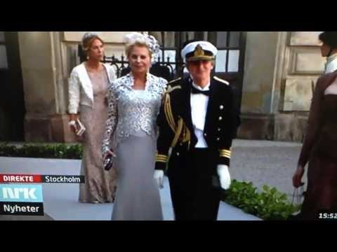 Royal Wedding of Sweden's Princess Madeleine - 2013