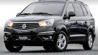 SsangYong Rodius Turismo 2WD AUTOMATIK