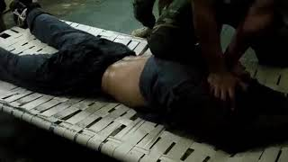 Pulwama terrorist beaten by indian army part3