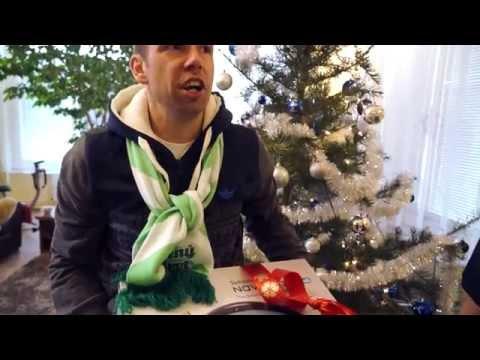 Fotbal pomáhal i o Vánocích!
