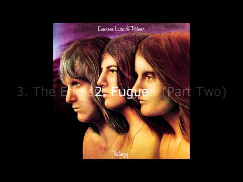 Emerson Lake And Palmer - Trilogy