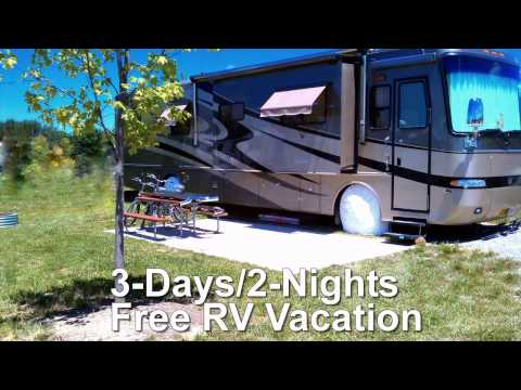 Learn How to Camp up to 21 Nights FREE at Outdoor Adventures - Michigan Camping & Cabins