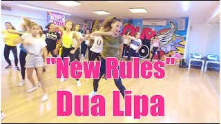 Download Lagu Dua Lipa - New Rules |Choreography by Shaked David Gratis STAFABAND
