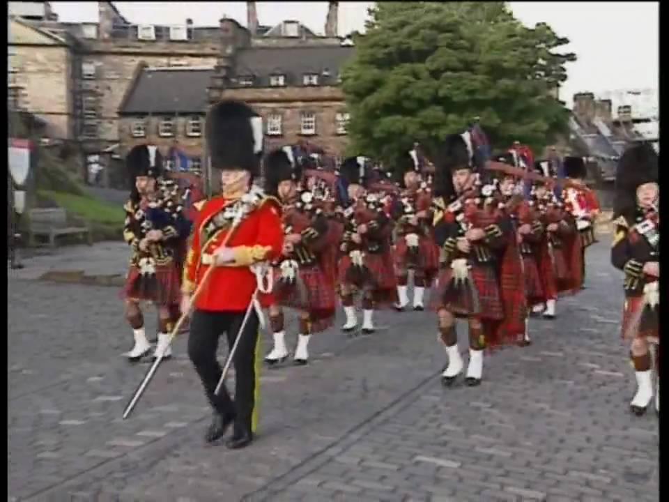 the royal dragoon scots