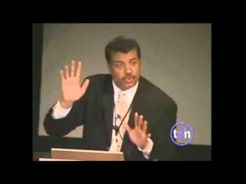 Neil deGrasse Tyson- Debunks Creation (Intelligent Design)