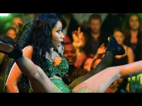 Nicki Minaj Rubs Her Crotch In 'Anaconda' Performance at MTV VMA 2014 - iO Recap