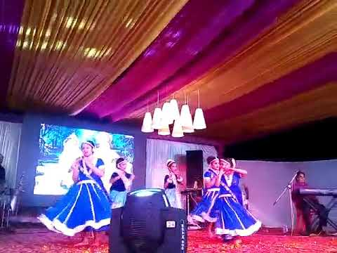 Vo Krishna hai Group dance by the students of Team Saregama music academy Saket Nagar kanpur