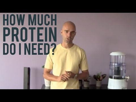 How Much Protein Do I Need | Raw Food Diet