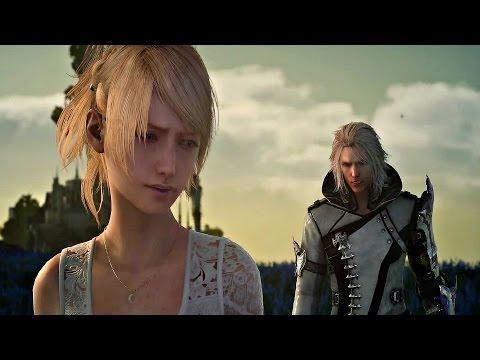 "Final Fantasy XV - Gods of Insomnia ""Judgement"" Trailer [1080p HD]"