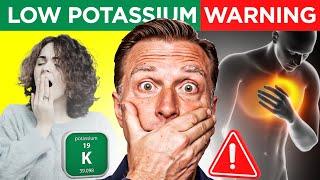 The Top Symptoms of a Potassium Deficiency