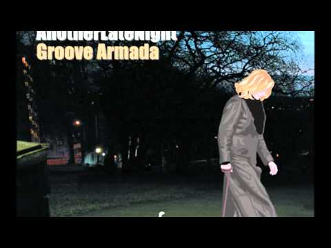 Open Door - Breathe (Groove Armada - Another Late Night)
